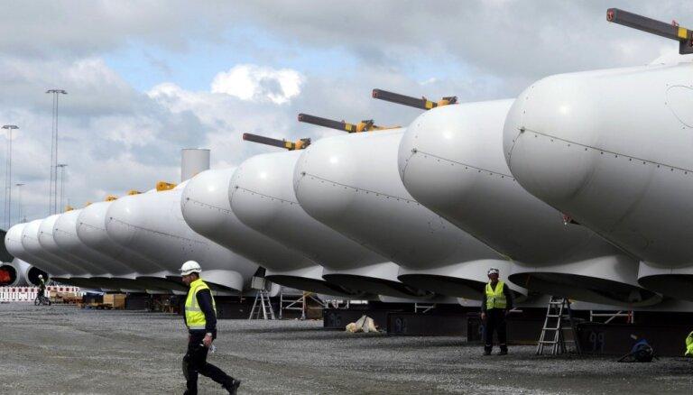 EM: vēja elektrostaciju parka attīstītājs 'Eolus' valsts atbalstu nesaņems
