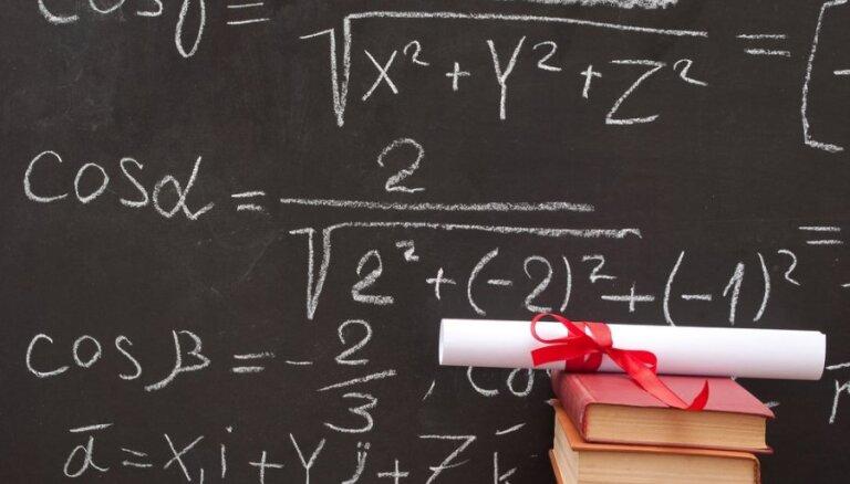 Biedrība par matemātikas eksāmenu rezultātiem: VISC būtiski jāmaina pieeja
