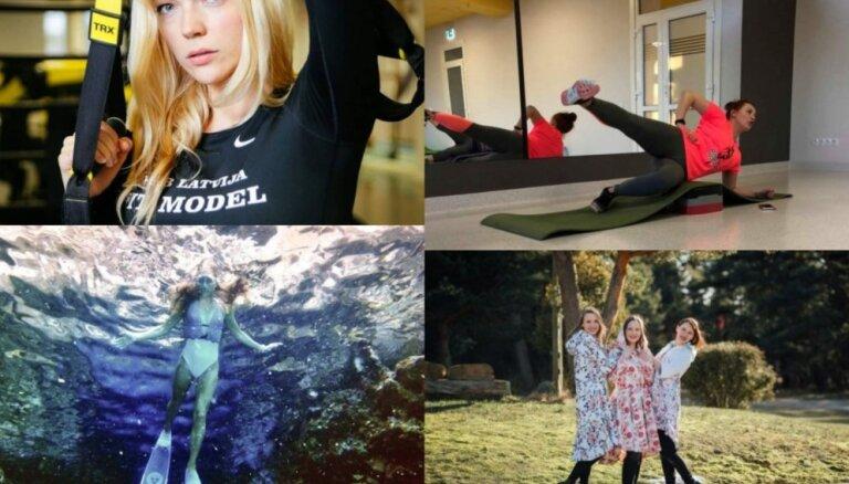 Pilote, trenere un nirēja: 10 sievietes, kuru stāsti iedvesmojuši līdzcilvēkus