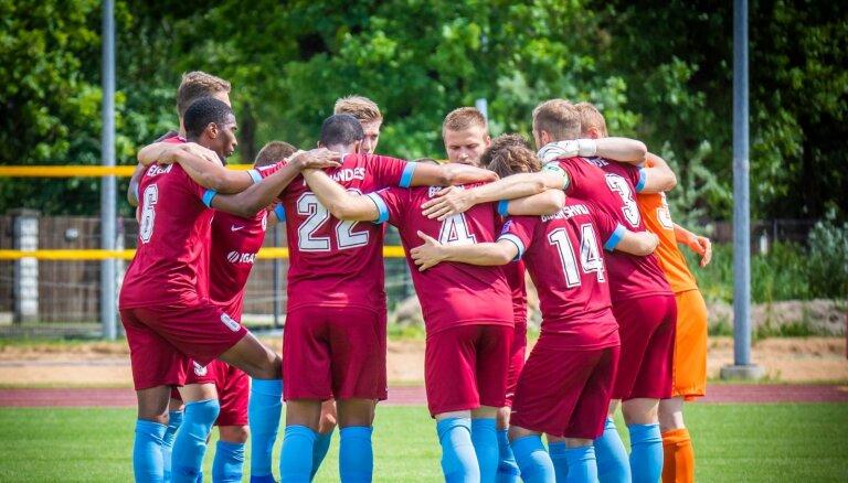 'Jelgava' kompensācijas laikā šokē čempioni 'Riga FC'