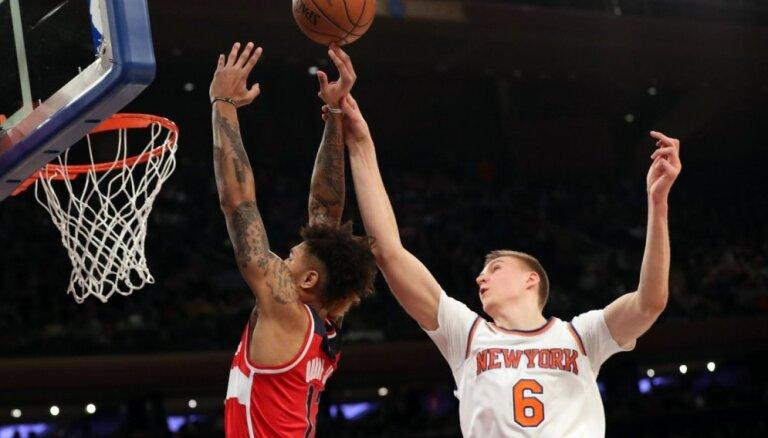 Ņujorkas 'Knicks' janvārī spēlēs Londonā