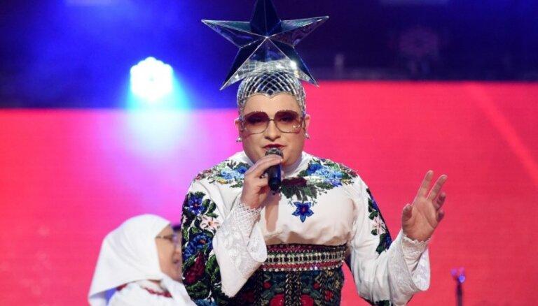 """Верка Сердючка выступит на """"Евровидении-2019"""""""