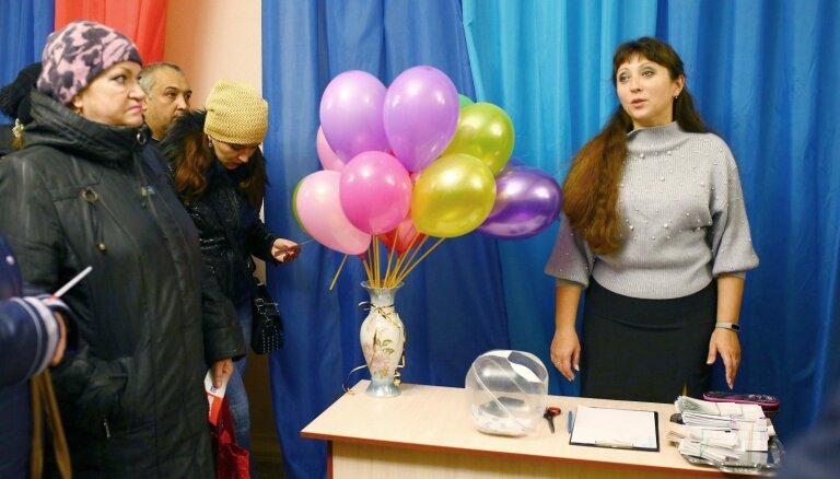 Igaunija neatzīs Okupēto Ukrainas teritoriju iedzīvotājiem dalītās Krievijas pases