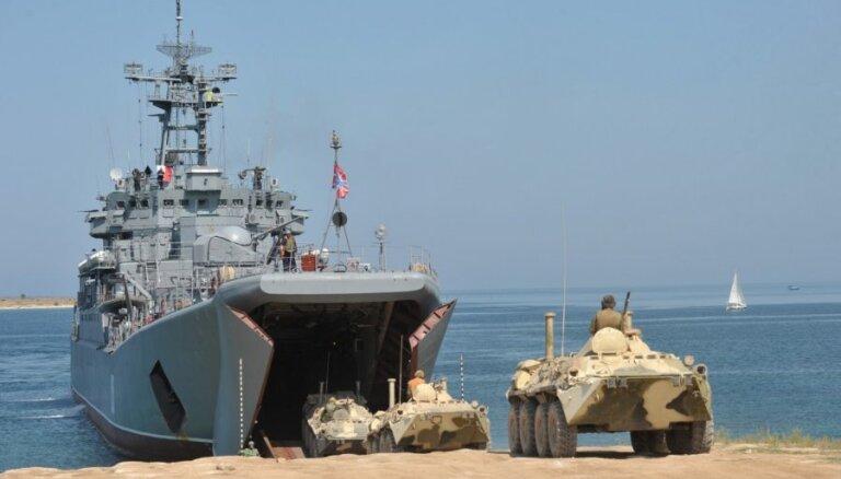 СМИ: Британия направит корабли в Черное море в знак солидарности с Киевом