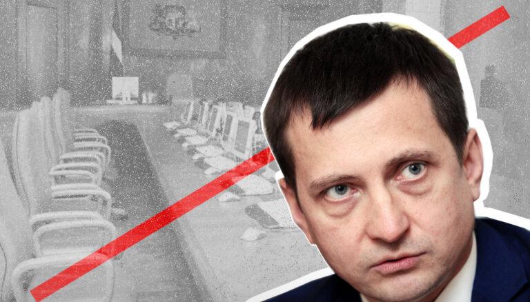 Краузе: если Шуплинска лгала насчет документов ЛУ, то ей следует уйти с поста