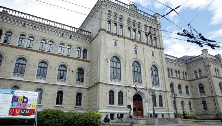 Latvijas augstskolās pērn studēja aptuveni 100 cilvēku no terorisma pārņemtām valstīm