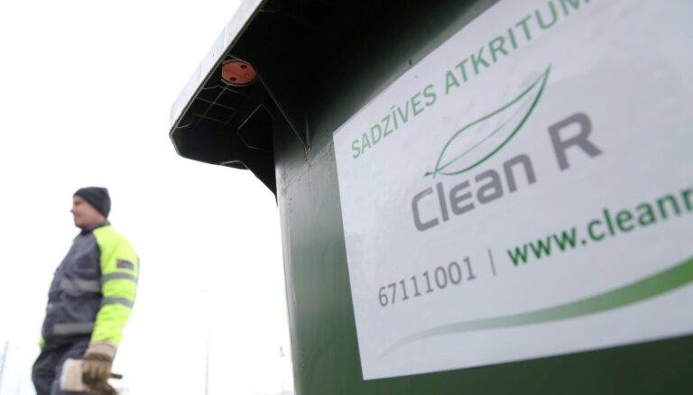 Atkritumu apsaimniekotāja 'Clean R' peļņa pērn pieaugusi par 79%