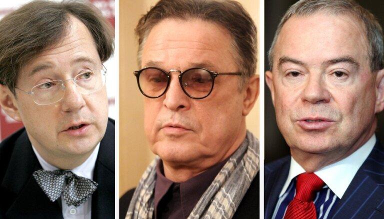 Отцы-молодцы: Известные мужчины Латвии, ставшие папами после 50