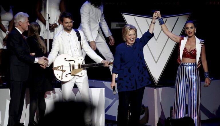 Звезды Голливуда жертвуют миллионы кандидатам в президенты США