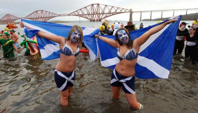 Skotijas valdība grib rīkot neatkarības referendumu 2014.gadā