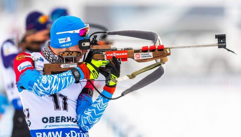 Логинов выиграл спринт в Оберхофе — Фуркад назвал победу россиянина позором