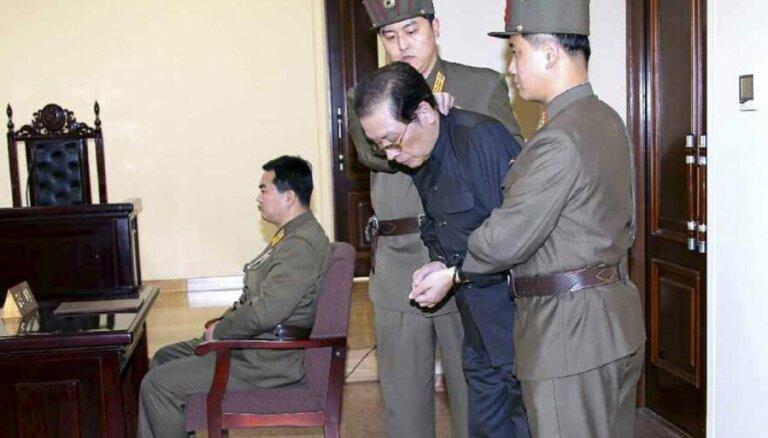 Kima Čenuna tēvocis izbarots izsalkušiem suņiem, vēsta laikraksts