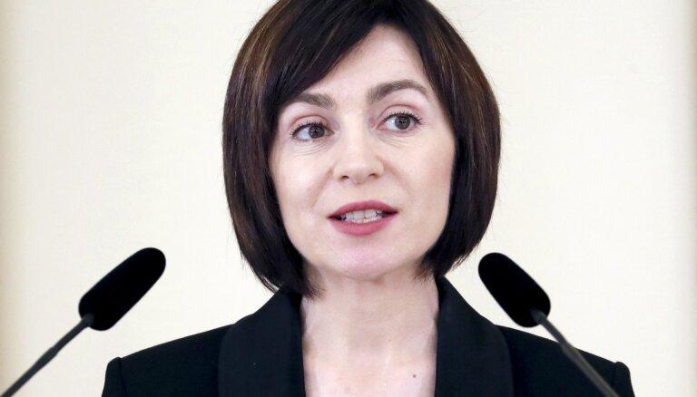 Moldovas premjere sola atjaunot valsti un klauvēt pie ES durvīm