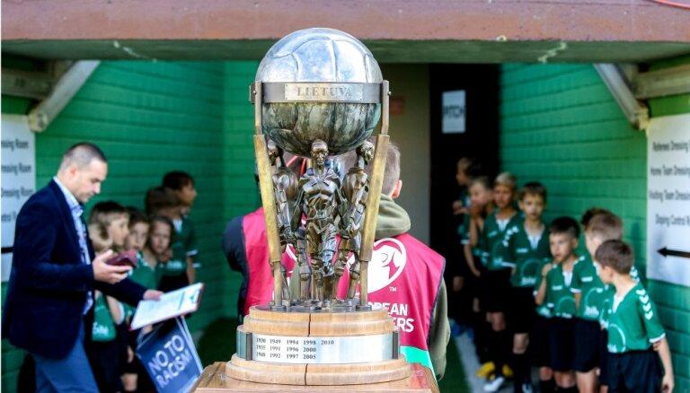 Сборная Латвии упустила победу над Литвой, но выиграла Кубок Балтии в четвертый раз подряд