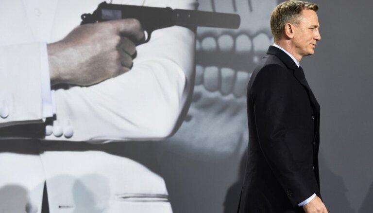 Nākamā Bonda filma uz ekrāniem nonāks 2019. gada nogalē