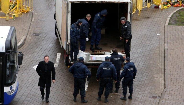 Полиция допросила 107 человек и собрала 100 мешков доказательств (23.38)
