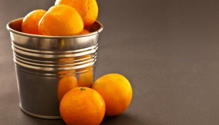 ВИДЕОХИТРОСТЬ. Как получить филе апельсина