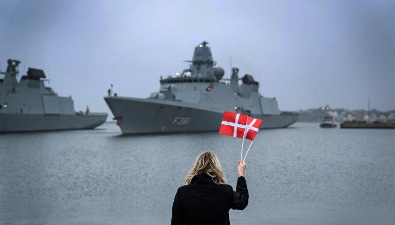 Dānija apsver džihādistu bērnu repatriāciju