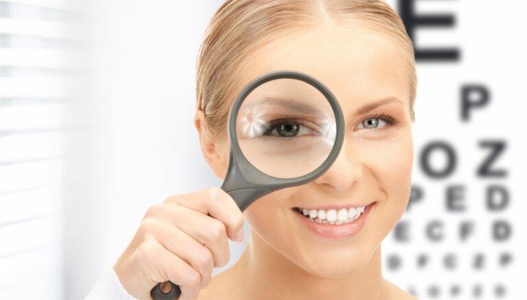 Опрос: у 56% жителей Латвии за последние три года ухудшилось зрение