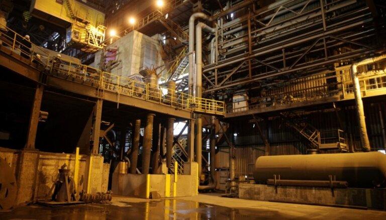 'KVV Liepājas metalurgā' varētu atjaunot ražošanu, vērtē EM