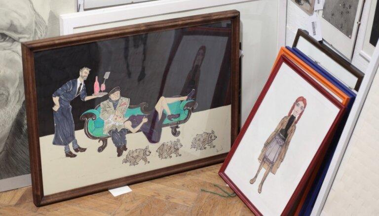 Ar saukli 'Māksla ir modē' norisināsies ikgadējā 'Jarmarka'
