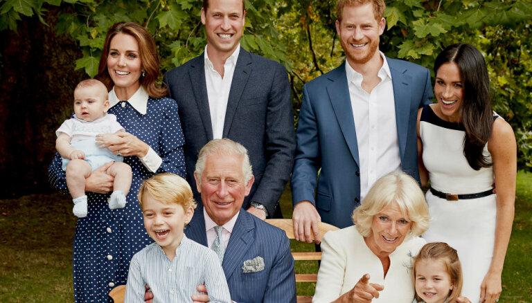 К 70-летию принца Чарльза королевская семья опубликовала юбилейные фото