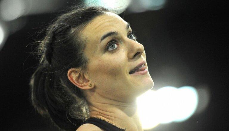 ФОТО: Елену Исинбаеву путают с Екатериной Варнавой из Comedy Woman