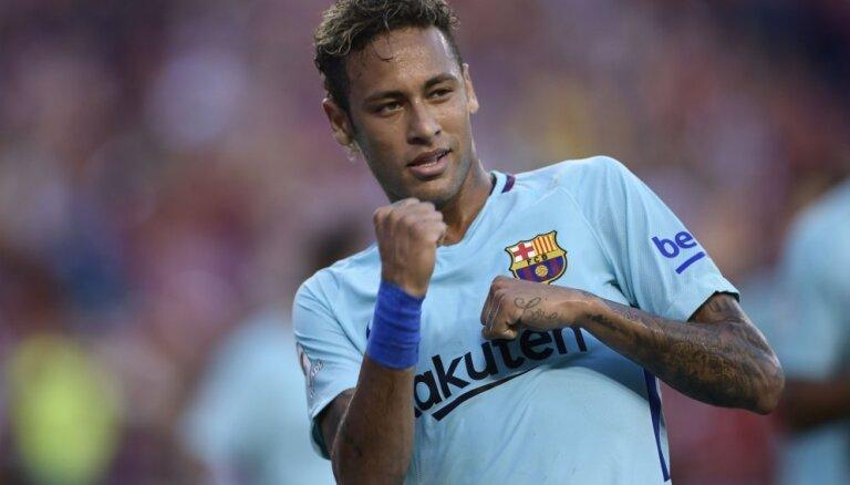 Neimara sāga tuvojas beigām - 'Barcelona' tuvu līguma parakstīšanai