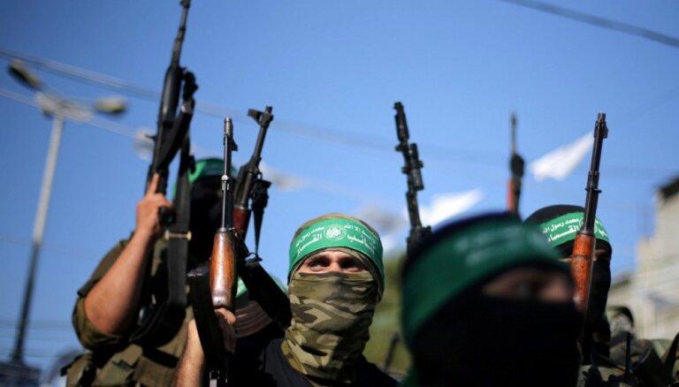 Abass pārtrauks finansēt elektropiegādi Gazas joslai