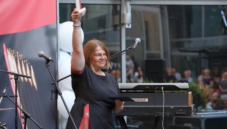 Latvijas Žurnālistu asociāciju turpinās vadīt Arta Ģiga