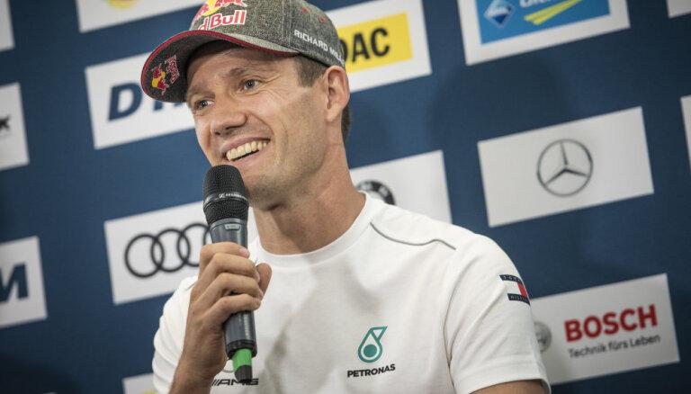 Pieckārtējais WRC čempions Ožjērs savu karjeru turpinās 'Citroen'