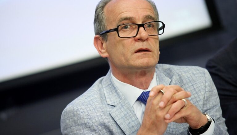 Rasnačs demisijas pieprasījumu saista ar maksātnespējas administratora Sprūda interesēm