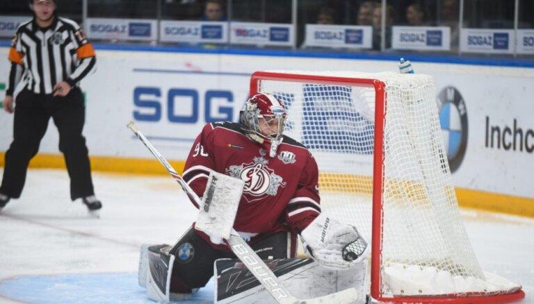 Kalniņš pēc Rīgas 'Dinamo' uzvaras: strādājām kā zirgi