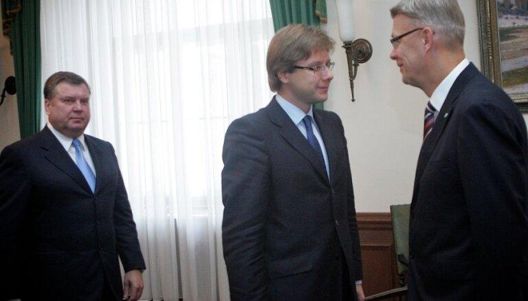 В партии Затлерса не хотят видеть ЦС в правительстве