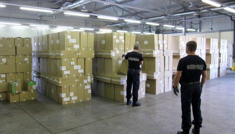 Bezvienošanās 'Brexit' gadījumā prognozē Latvijas muitas zonu pārslodzi