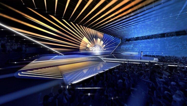 """ФОТО: Как будет выглядеть сцена """"Евровидения 2020"""" в Роттердаме"""
