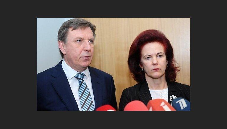 Партии коалиции распределили между собой посты в новом правительстве