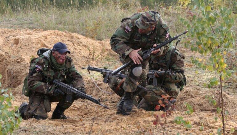 Zeibārts: NBS kaujas spējas bez Zemessardzes tiktu būtiski pavājinātas