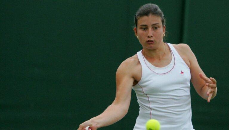 Sevastovas pozīcija WTA rangā nemainās