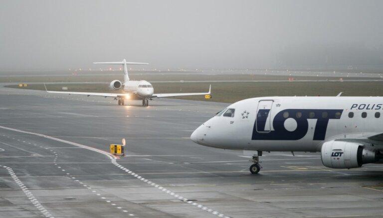 Lidojumus no lidostas 'Rīga' atsāk Polijas aviokompānija 'LOT Polish Airlines'