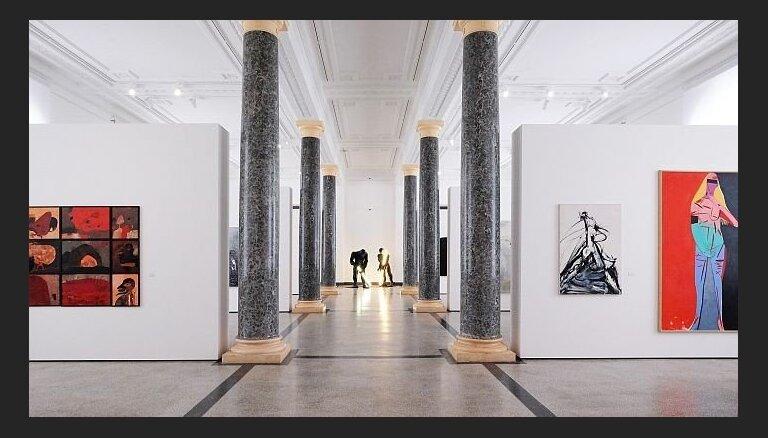 Jampamps, Venēcija un durvis. Muzeju nakts piecos LNMM muzejos