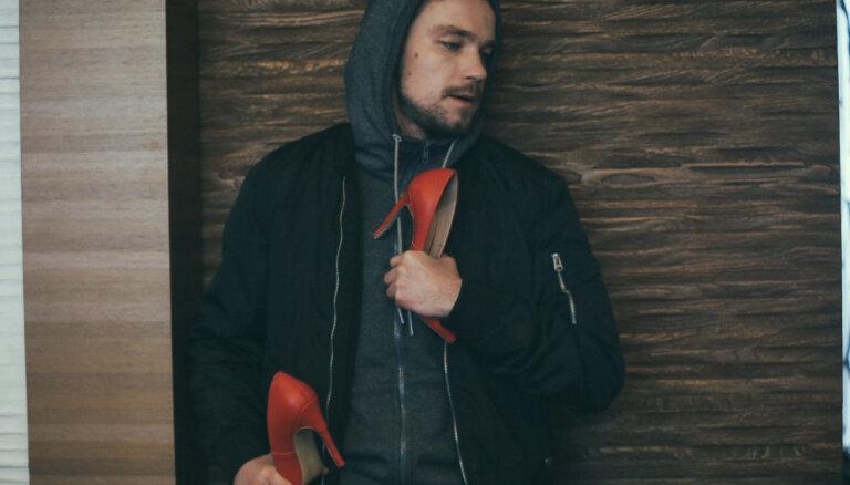 Съемки в Риге: Александр Петров играет русского экс-шпиона, которого хотят уничтожить