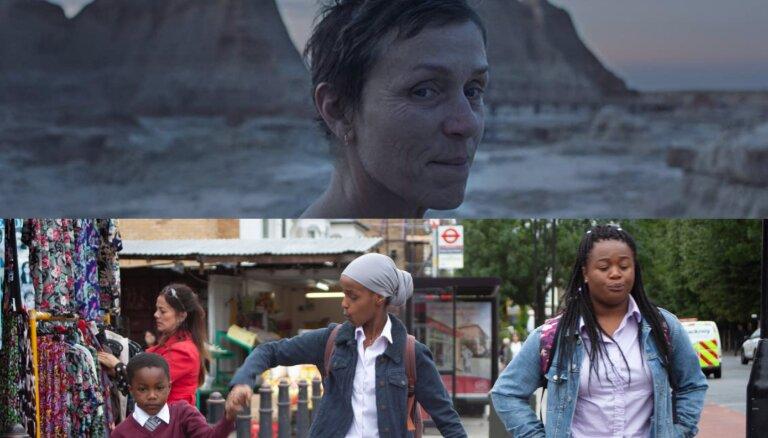 Izziņotas BAFTA nominācijas – dominē 'Nomadland' un 'Rocks'