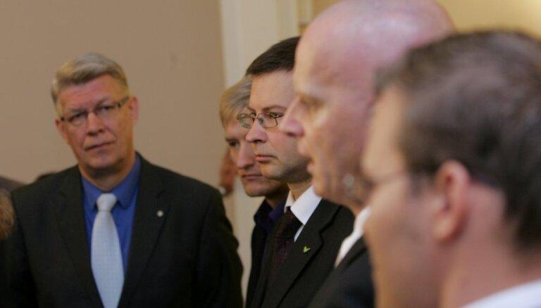 """В Латвии будет создана """"национальная коалиция правосудия"""""""