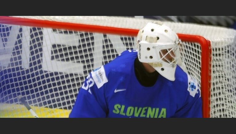 Slovēnija atklāj izlases sastāvu; Kopitars PČ nespēlēs