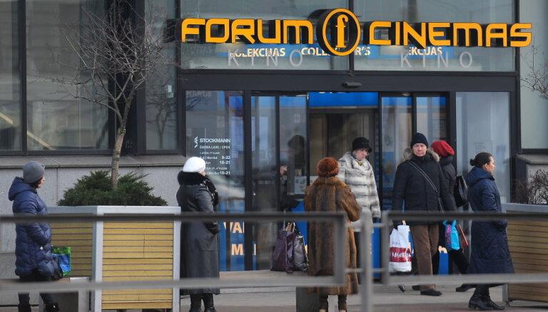 'Forum Cinemas' apvieno uzņēmumus Baltijas valstīs; darbību vadīs no Tallinas