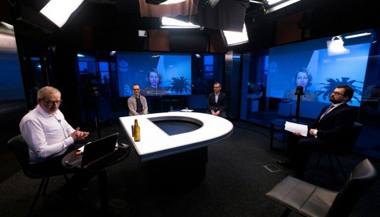 'Delfi TV ar Jāni Domburu' diskusija: 'Kāda un kam jāveido iepakojuma depozīta sistēma Latvijā?'. Pilns ieraksts