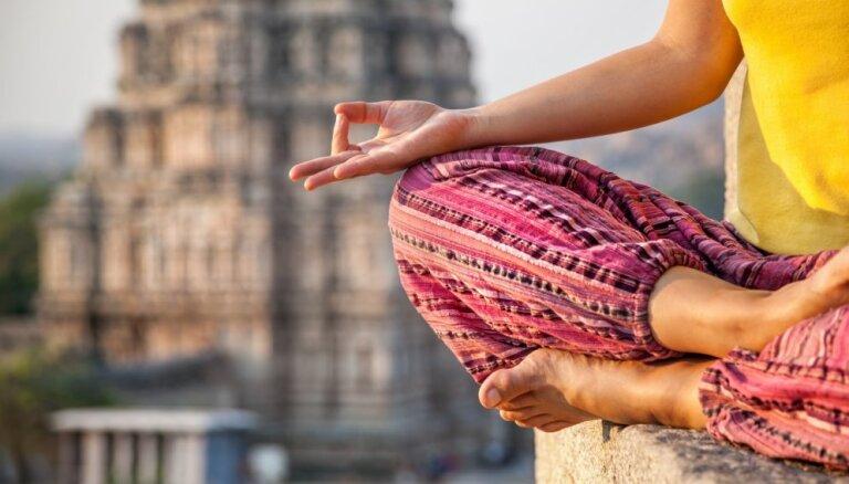 Kā pārvarēt stresu? 5 ieteikumi, ko varam mācīties no austrumniekiem