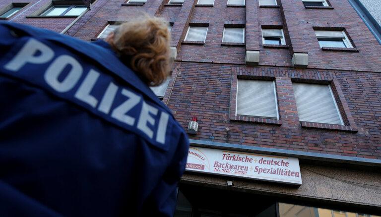 Vācijā turku un kurdu kautiņos ievainoti vismaz pieci cilvēki