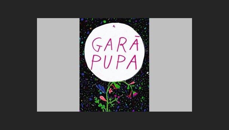 Iznāks ikgadējā dzejas gadagrāmata bērniem 'Garā pupa'